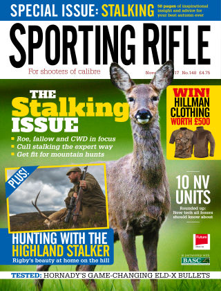 Sporting Rifle November 2017