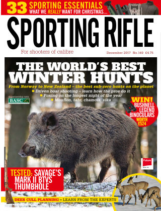 Sporting Rifle December 2017