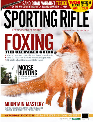 Sporting Rifle February 2018