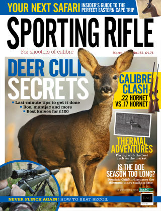 Sporting Rifle March 2018