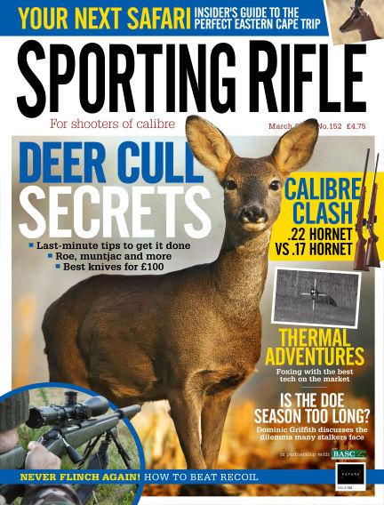 Sporting Rifle February 08, 2018 00:00