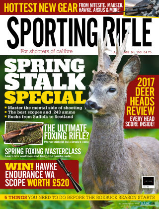 Sporting Rifle April 2018