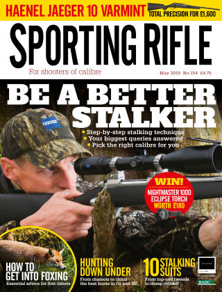 Sporting Rifle May 2018