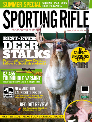 Sporting Rifle June 2018