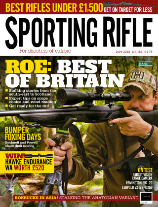 Sporting Rifle July 2018