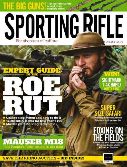 Sporting Rifle July 26, 2018 00:00