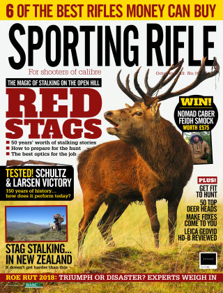 Sporting Rifle October 2018