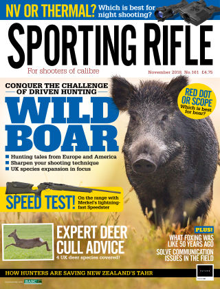 Sporting Rifle November 2018