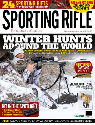 Sporting Rifle December 2018