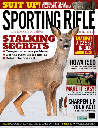 Sporting Rifle January 2019