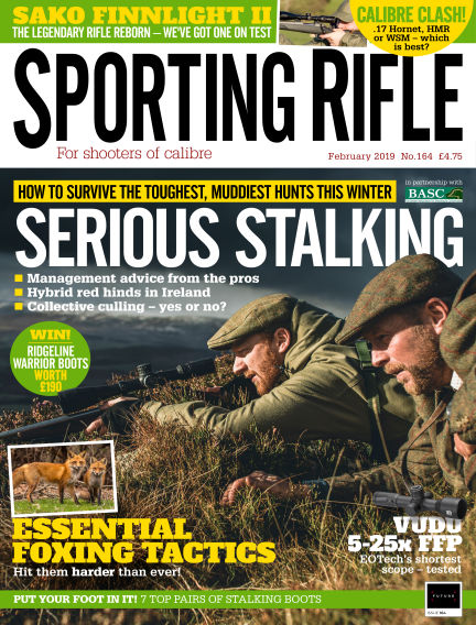 Sporting Rifle January 10, 2019 00:00