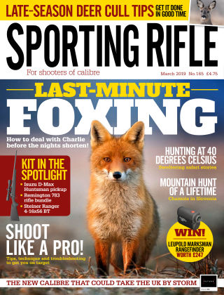 Sporting Rifle March 2019