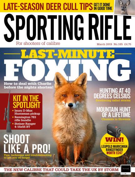 Sporting Rifle February 07, 2019 00:00