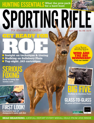 Sporting Rifle April 2019