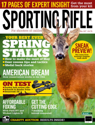 Sporting Rifle May 2019