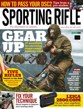 Sporting Rifle June 2019