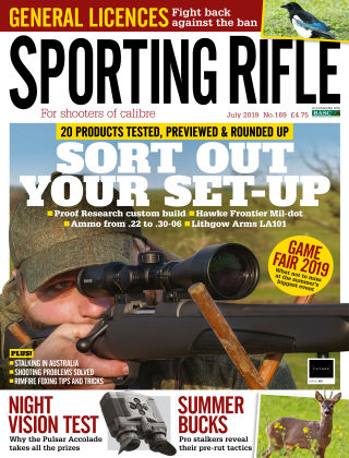 Sporting Rifle July 2019