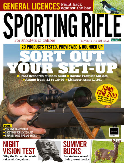 Sporting Rifle May 30, 2019 00:00