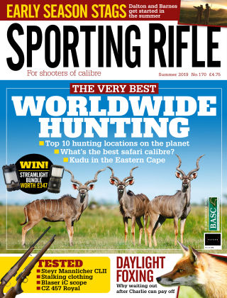 Sporting Rifle Summer 2019
