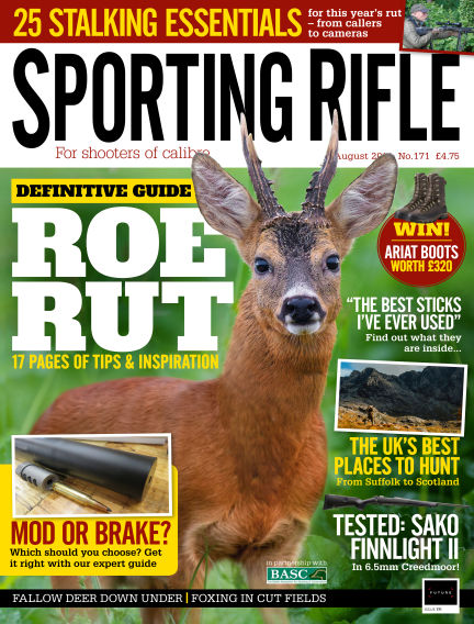 Sporting Rifle July 25, 2019 00:00