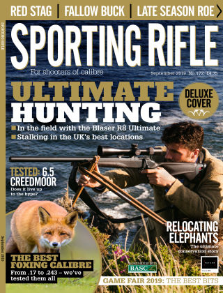 Sporting Rifle September 2019