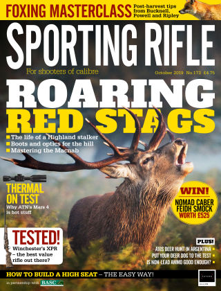 Sporting Rifle October 2019