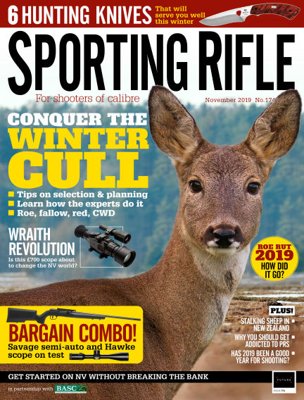 Sporting Rifle October 17, 2019 00:00