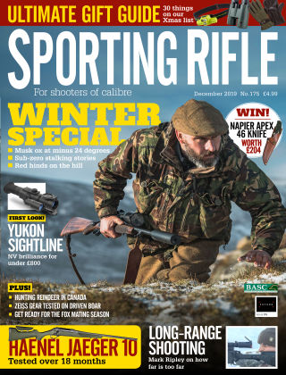 Sporting Rifle December 2019