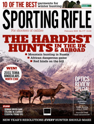Sporting Rifle February 2020