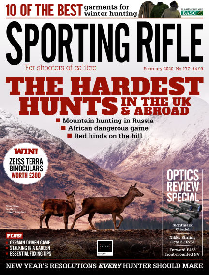 Sporting Rifle January 09, 2020 00:00