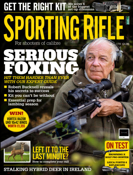 Sporting Rifle February 06, 2020 00:00