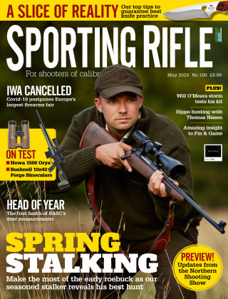 Sporting Rifle May 2020