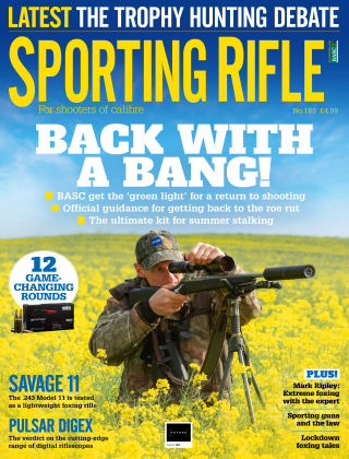 Sporting Rifle Summer 2020