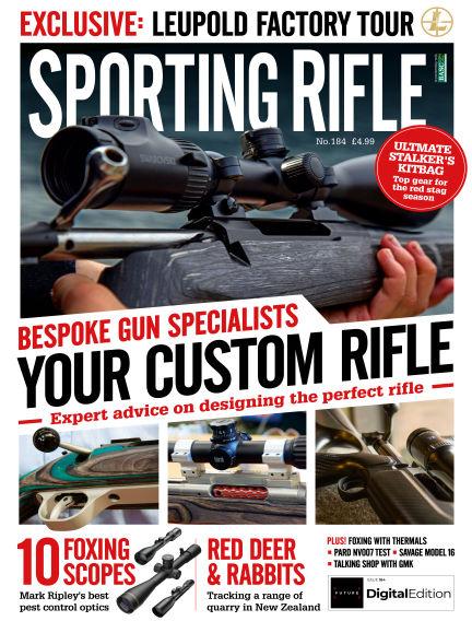 Sporting Rifle July 23, 2020 00:00