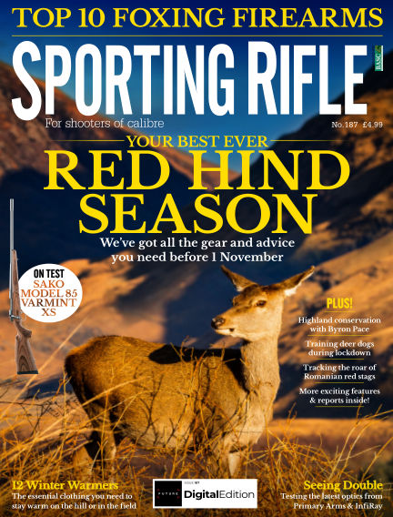 Sporting Rifle October 15, 2020 00:00