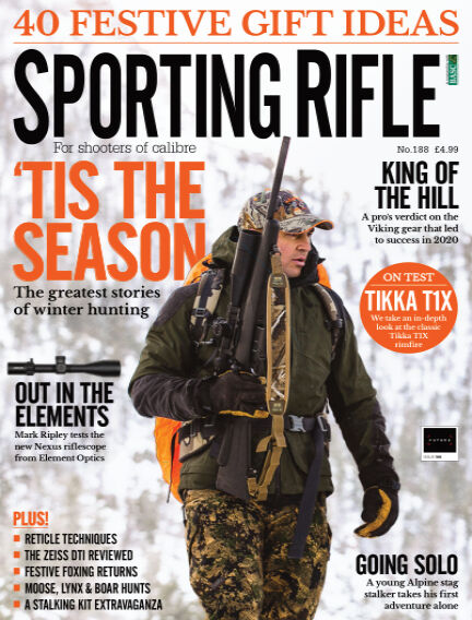 Sporting Rifle November 12, 2020 00:00