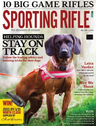 Sporting Rifle January 2021