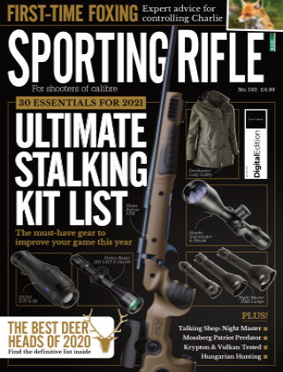 Sporting Rifle February 2021
