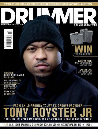 Drummer January 2015