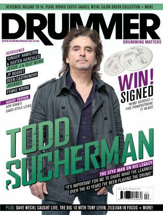 Drummer February 2015