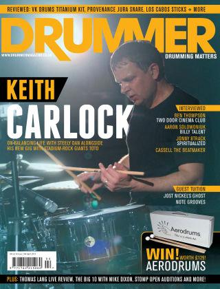 Drummer April 2015