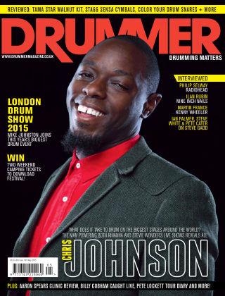 Drummer May 2015
