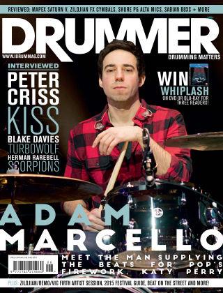 Drummer June