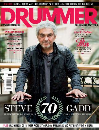 Drummer July