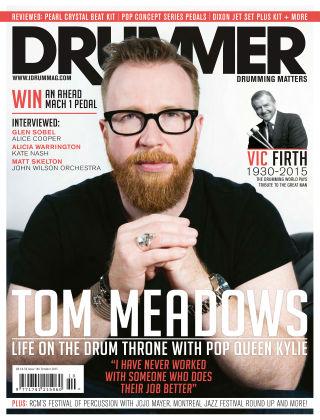 Drummer October