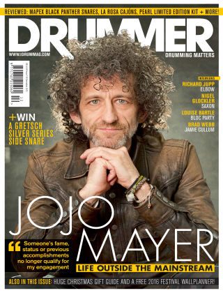 Drummer December