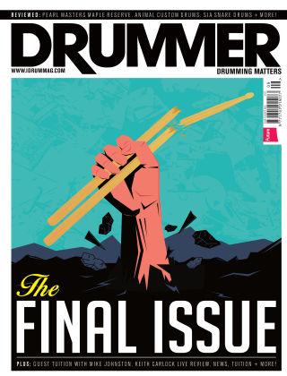 Drummer September 2016