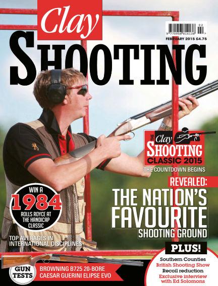 Clay Shooting January 15, 2015 00:00