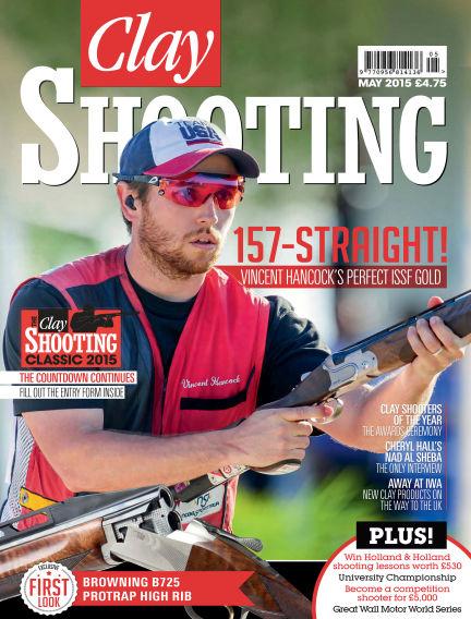 Clay Shooting April 09, 2015 00:00