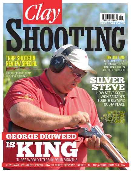 Clay Shooting August 25, 2015 00:00